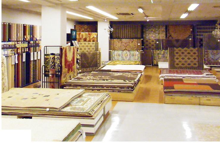 世界の絨毯